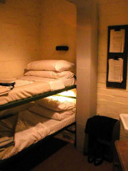 Ready for occupancy - emergency sleeping quarters