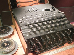 THE ENIGMA DEVICE